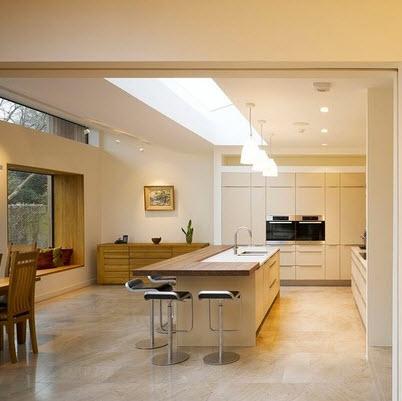 Dise os y tipos de pisos para cocina para que elijas el for Pisos para comedor
