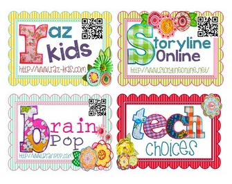 http://www.teacherspayteachers.com/Product/Tech-Choices-Task-Cards-w-QR-Codes-1317720