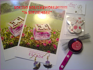 SORTEO EN BOLITASWORLD