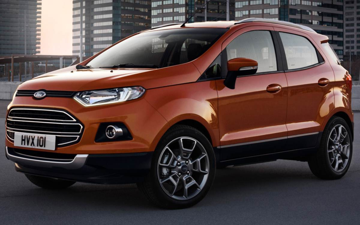 ford ecosport europ ia fotos oficiais s o divulgadas car blog br. Black Bedroom Furniture Sets. Home Design Ideas