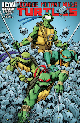Teenage mutant ninja turtles&; di eastman/walts/duncan/kuhn - idw