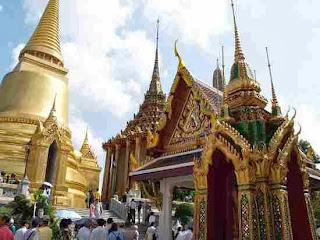 Yang Wajib Dikunjungi di Bangkok