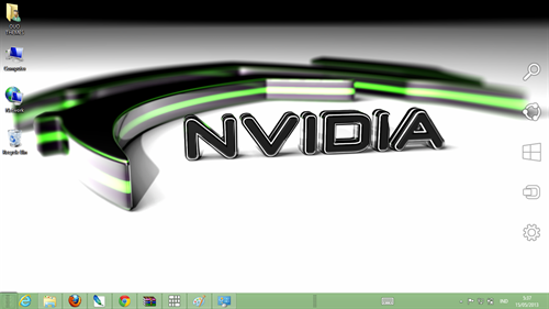 Nvidia Theme For Windows 7 And 8