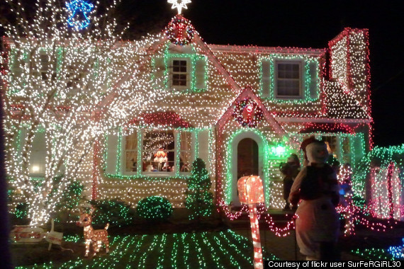 Large Multi Colored Christmas Lights