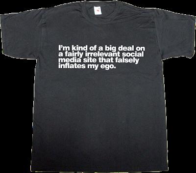 internet 2.0 social network t-shirt ephemeral-t-shirts