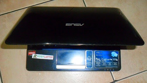 Asus Eee Pc 1015BX AMD C-50
