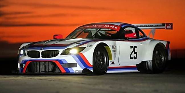BMW Z4 GTLM Review