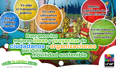 "Concurso ""Ideas para la movilidad sostenible"""
