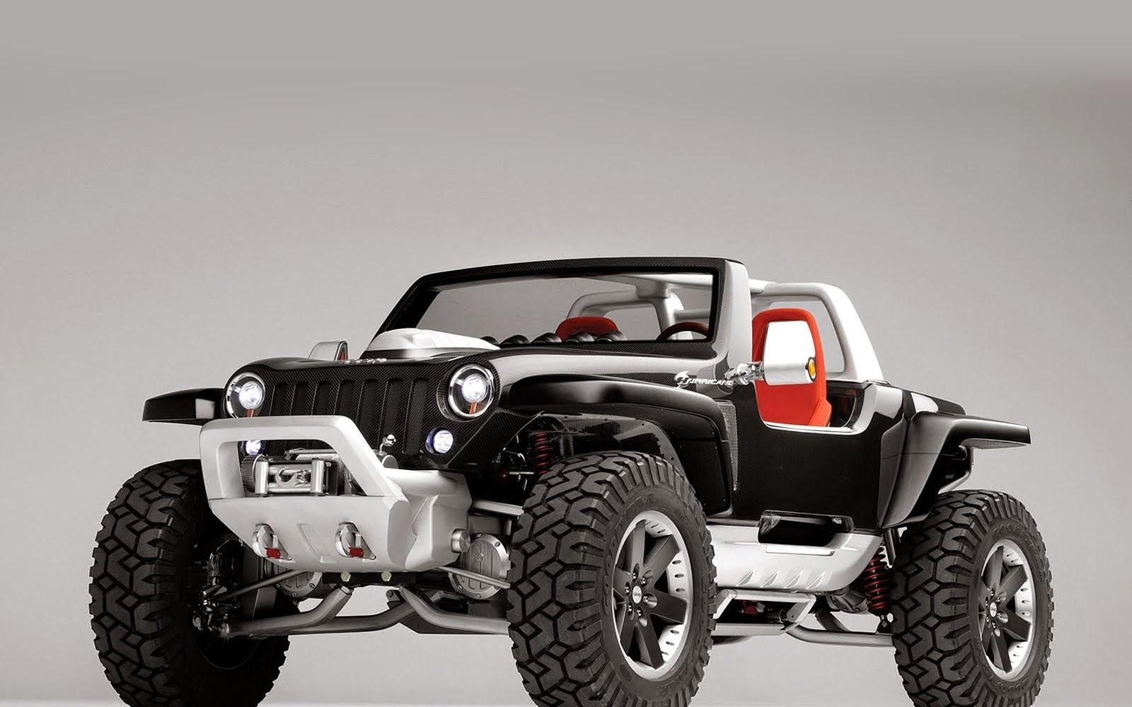 m e m o: Jeep Hurricane concept to Power Wheels