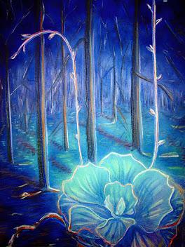 Algunas de mis pinturas en Flickr