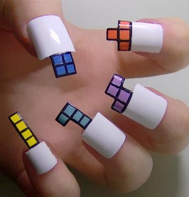 Impressive New Nail Designs for 2013