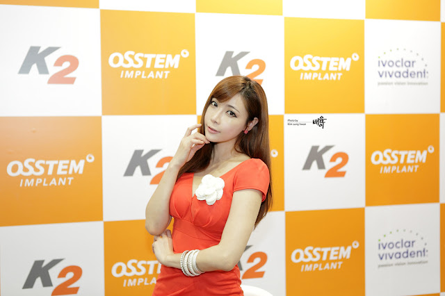 1 Jo Se Hee at SIDEX 2012-very cute asian girl-girlcute4u.blogspot.com