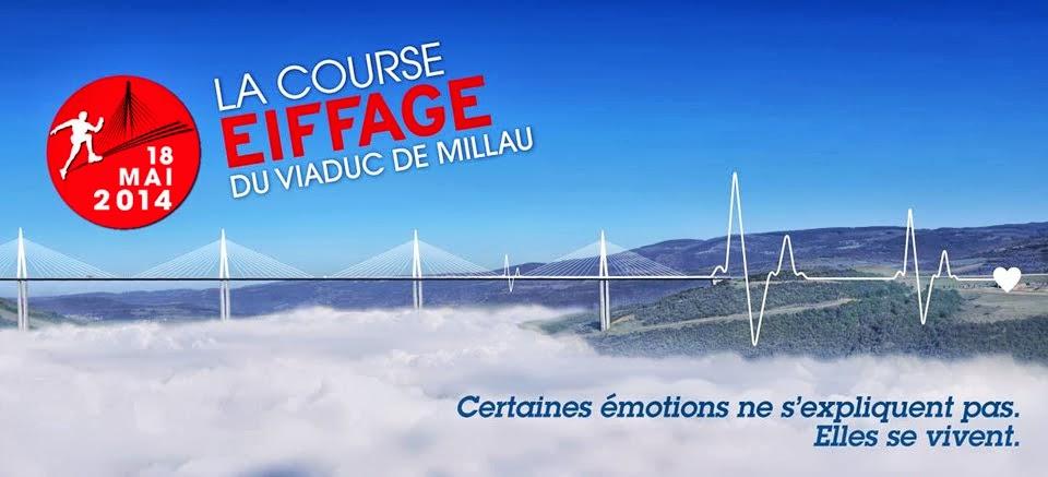 LA COURSE EIFFAGE DU VIADUC DE MILLAU