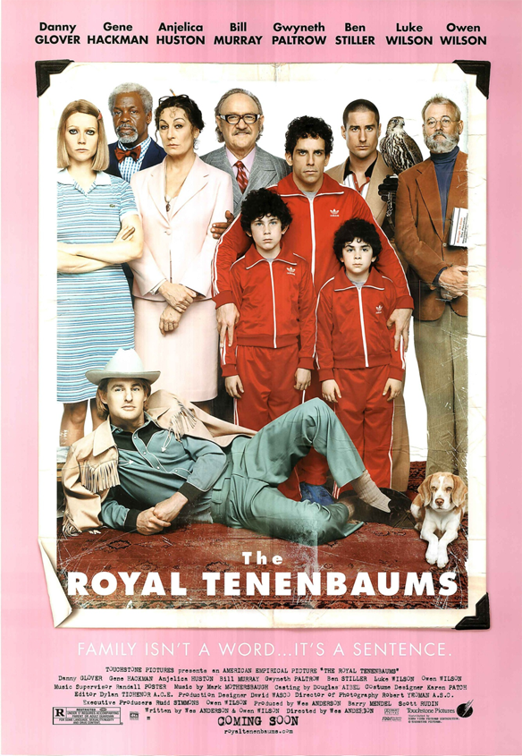Ver The Royal Tenenbaums (2001) Online