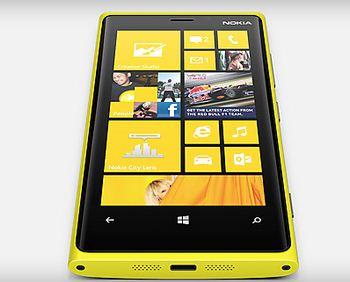Nokia Lumia 920 Interesting Facts