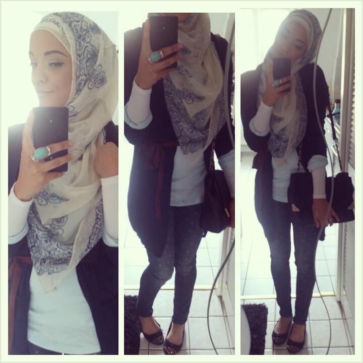Dubai Fashionista Fashionista Of The Week Hijab Does Have Swag