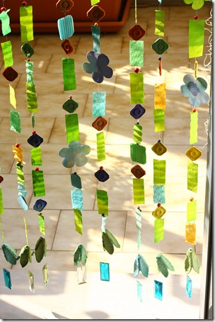 Diy tende fai da te diy curtains ideas - Tende bagno fai da te ...