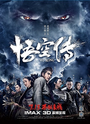 Filme WuKong - Legendado Dublado Torrent 1080p / 720p / BDRip / Bluray / FullHD / HD Download
