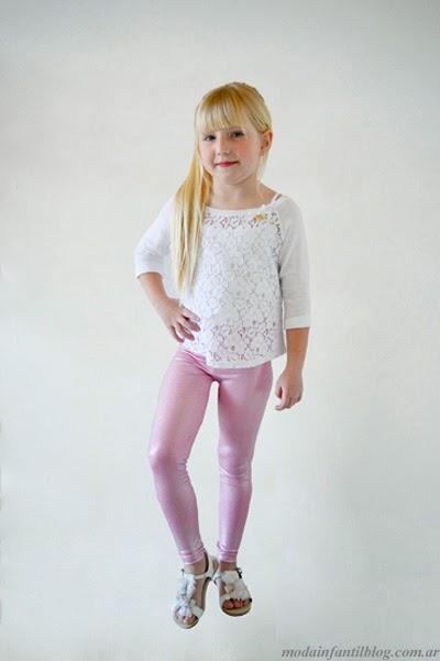 ropa para nenas verano 2014