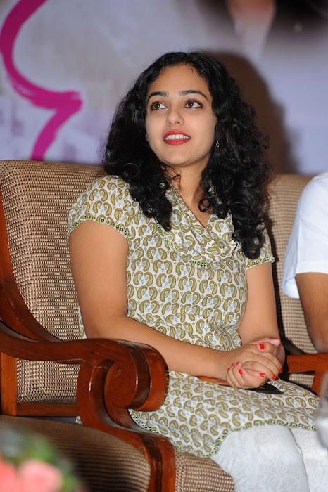 nitya menon new cute stills