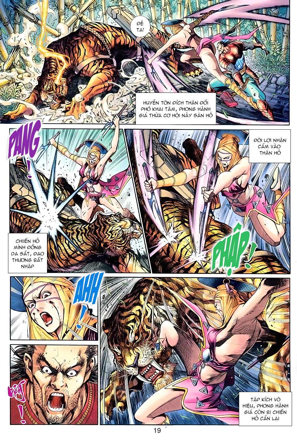 Thần binh huyền kỳ 3 - 3.5 Chapter 79 - Hamtruyen.vn