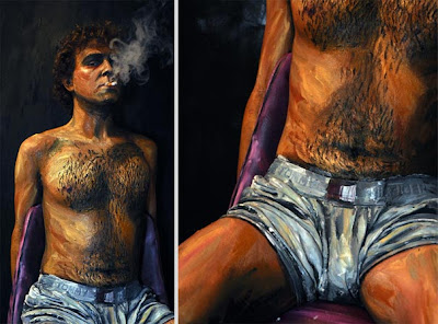 Mediation Living Paintings by Alexa Meade