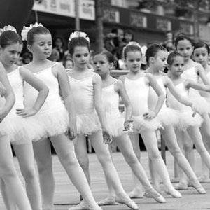 profesional bailarines morena