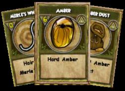 Wizard101 Aquila Amber Reagent Drop