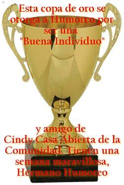 Premio buen individuo