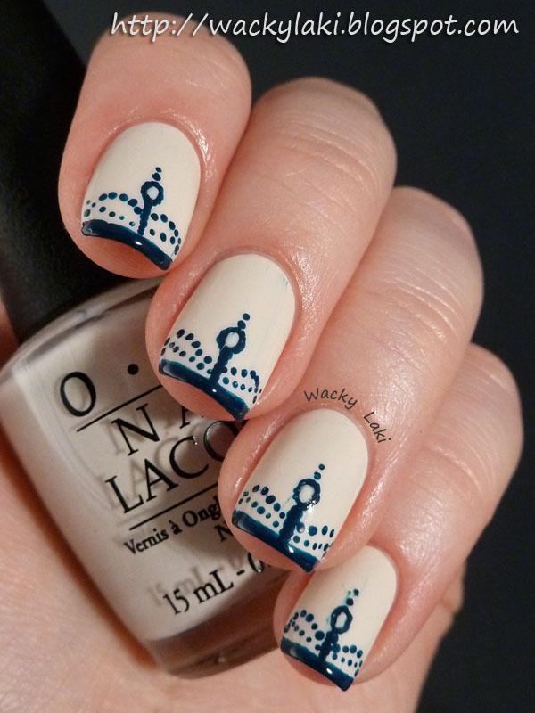 Wacky laki opi euro centrale fine china nail art wacky laki opi euro centrale fine china nail art prinsesfo Image collections