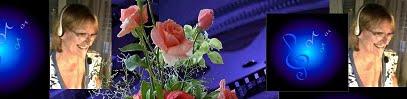 Poemas declamados en video con música de piano por Elen Lackner