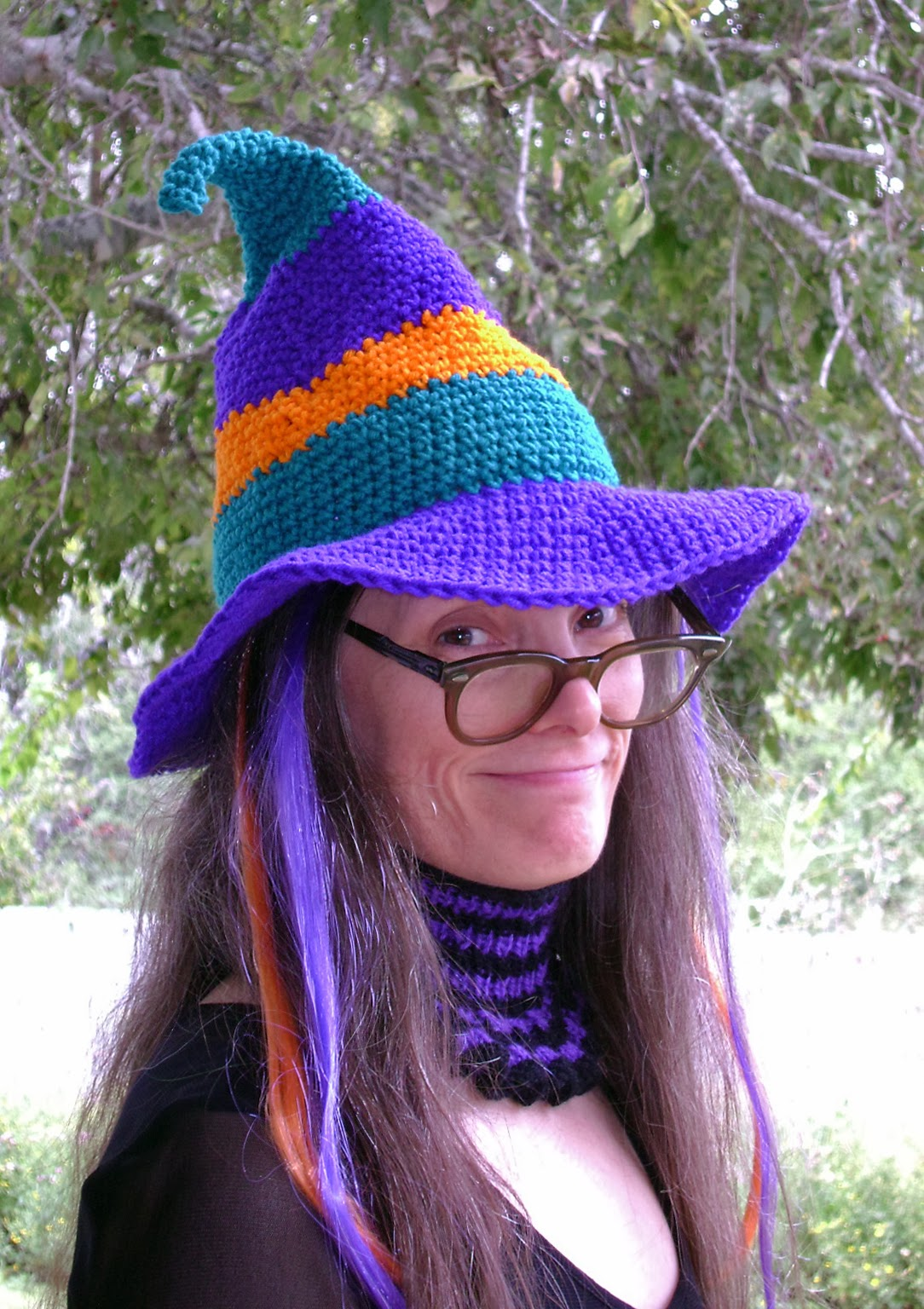 Amanda\'s Happy Hearth: The Whimsical Witch-Hat