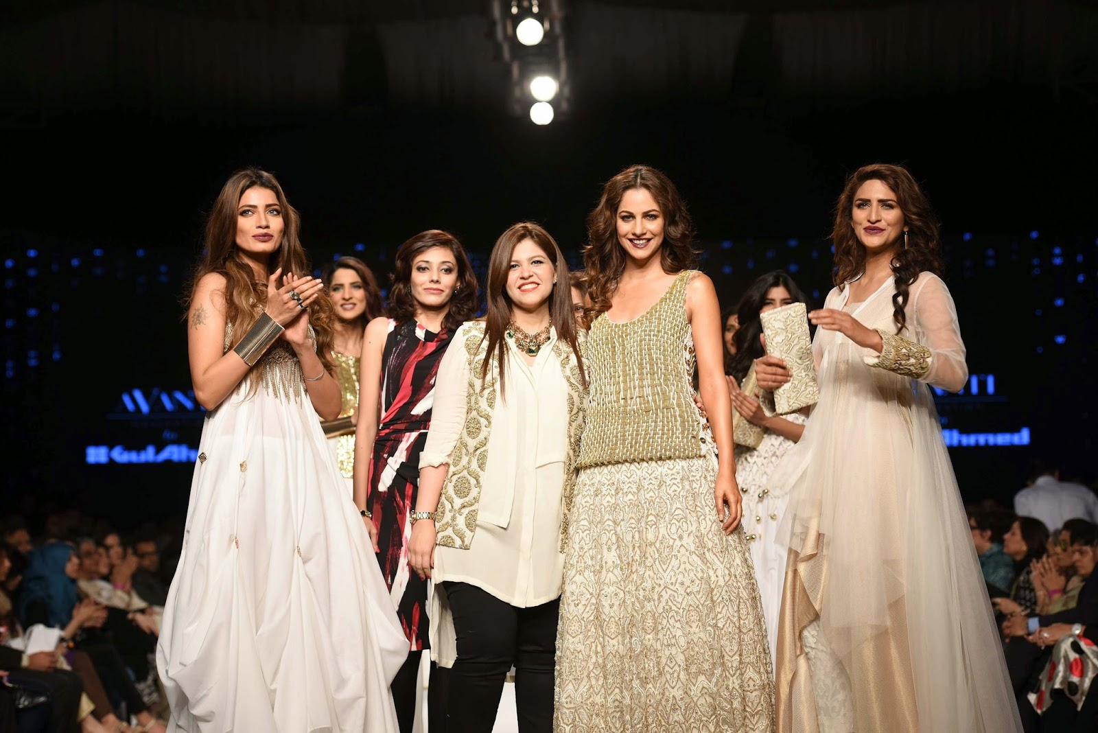 Gul Ahmed Telenor Fashion Pakistan Week 2015