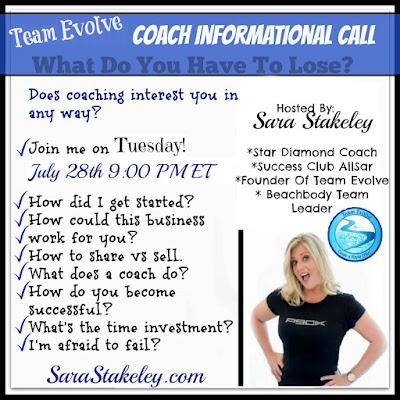 Coach Informational Call