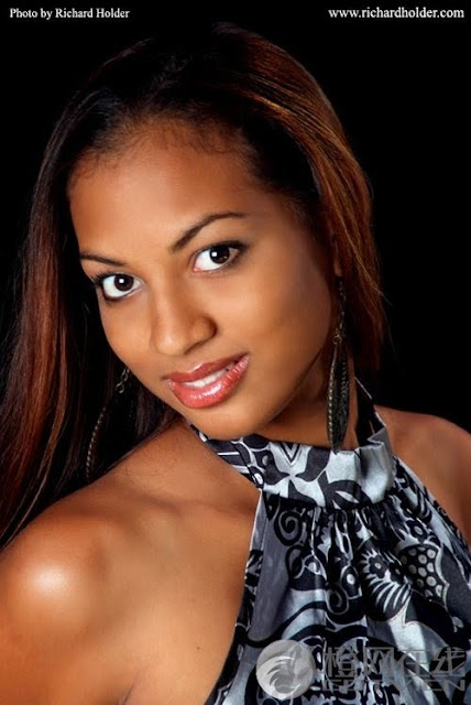 Miss World Belize 2012 Chantae Chanice Guy
