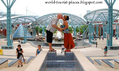 Singapore Tourist Attractions and Beautiful Places