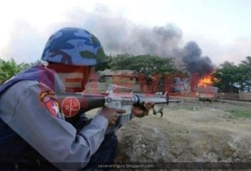 9 Polisi Myanmar Tewas dalam Bentrok dengan Arakan Army