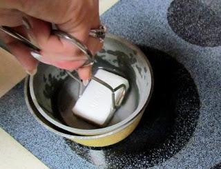 easy craft idea -handmade decorative soaps