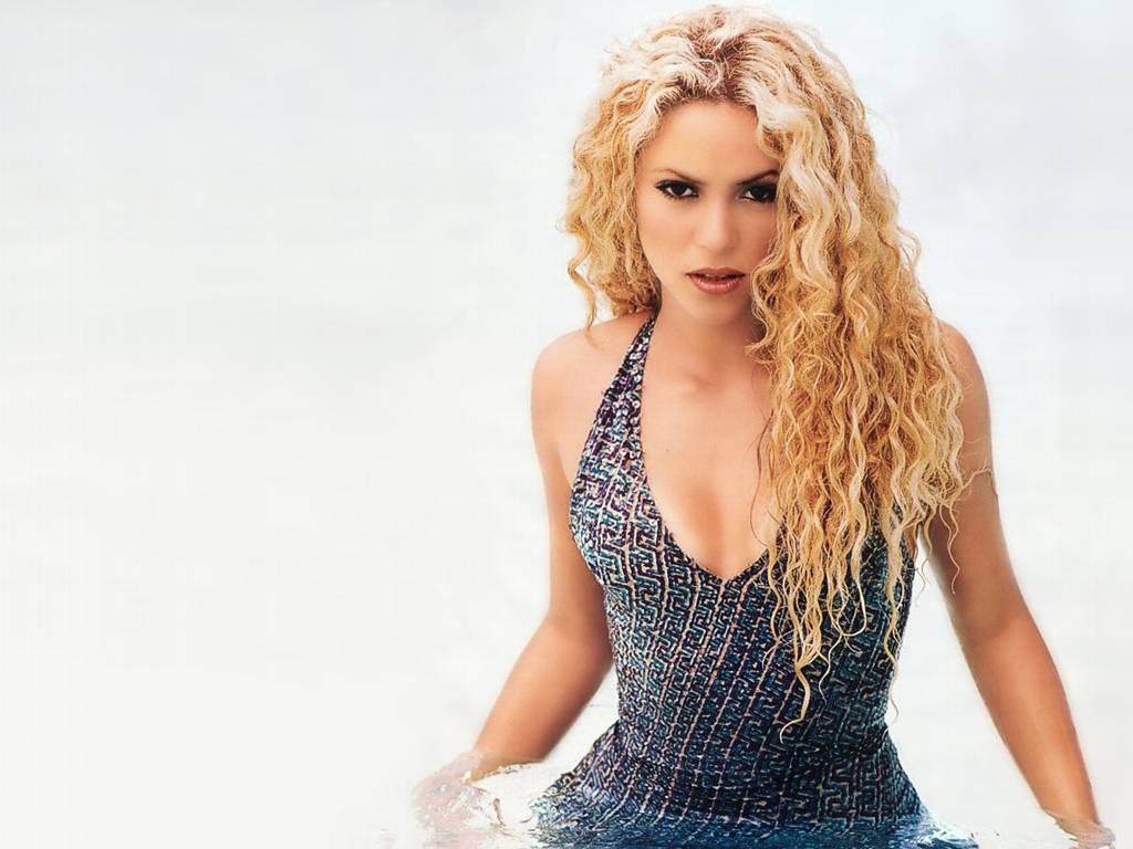 Shakira Hairstyle Trends Shakira Hairstyle Wallpapers