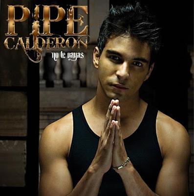 Cantante Pipe Calderón