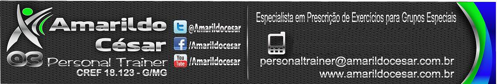 Blog do Professor Amarildo César