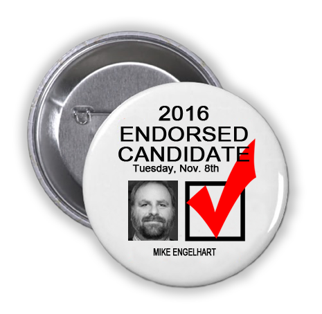 RACE FOR DISTRICT JUDGE, 151ST JUDICIAL DISTRICT -- Mike Engelhart