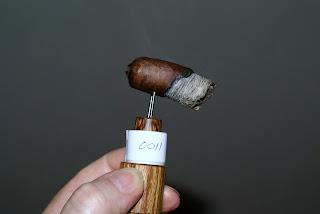 Blind Man's Puff Cigar Review: Bolivar (Cuba) Royal Corona Overall