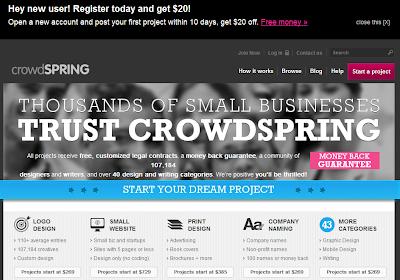 make money by design logo