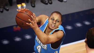 NBA 2K14 Randy Foye Cyberface Mod