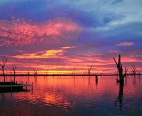 Mulwala Lake- Yarrawonga