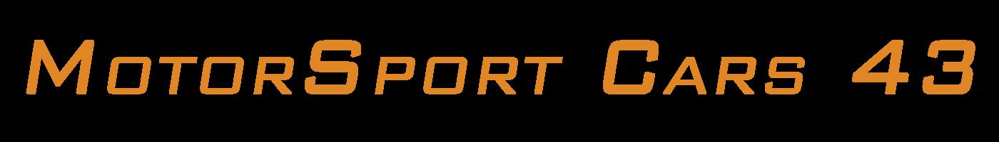 MotorSport Cars 43