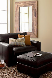 مرايا عصرية تعكس جمالا وإشراقا في منزلك