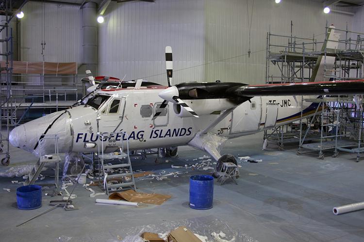Twin Otter Spotter Aircraft Movements Photo Update
