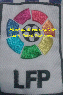 Liga española, LFP, Liga Fútbol Profesional
